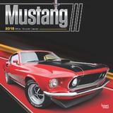 Mustang 2018 Square Wall Calendar by Inc Browntrout Publishers
