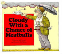 Cloudy with a Chance of Meatballs by Ron Barrett image