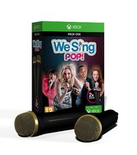 We Sing Pop Mic Bundle for Xbox One