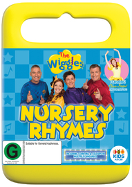 The Wiggles: Nursery Rhymes on DVD image