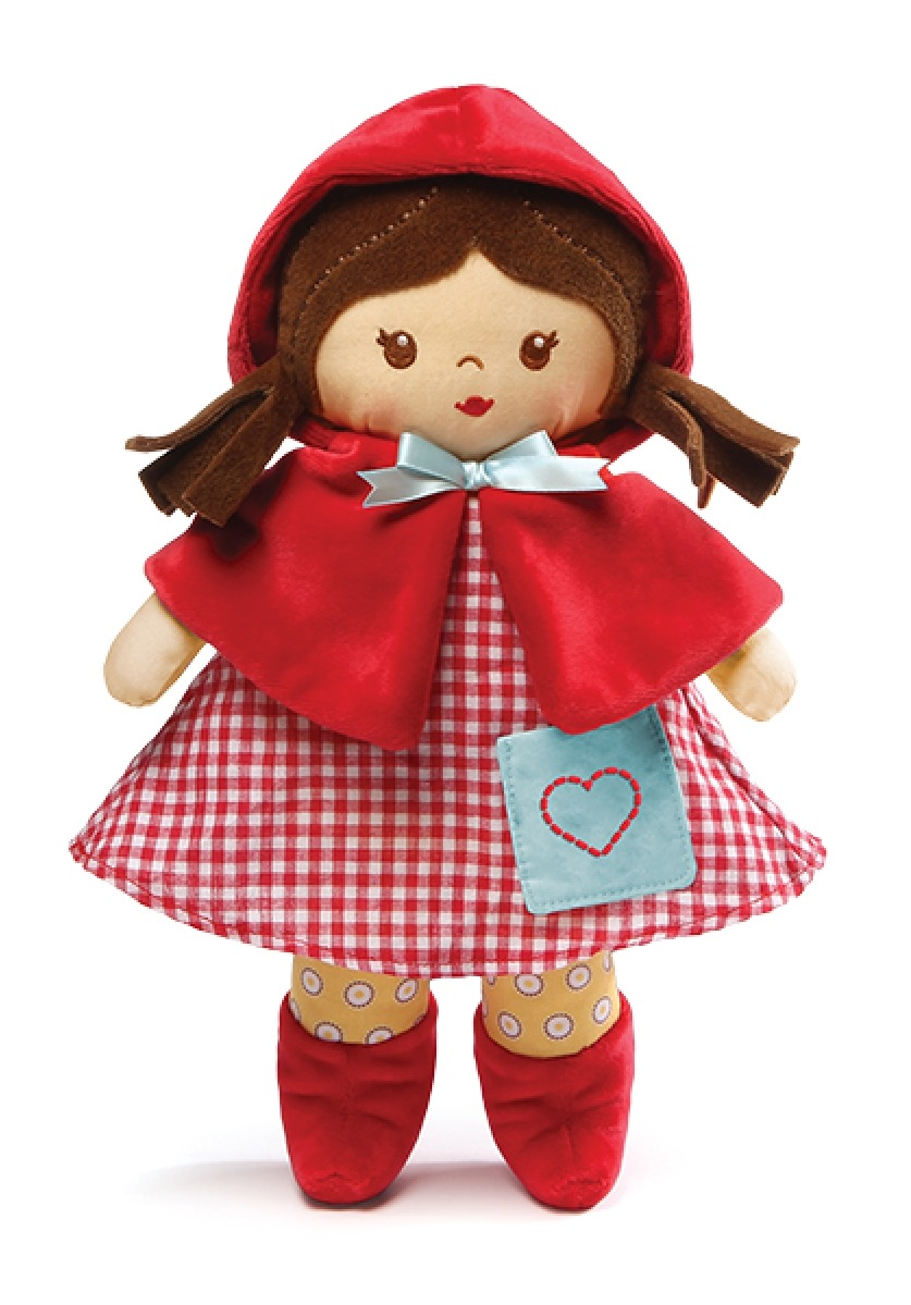 Baby Gund: Red Riding Hood - Plush Doll image