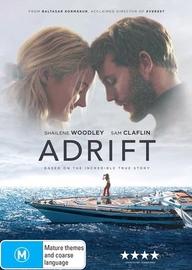 Adrift on DVD