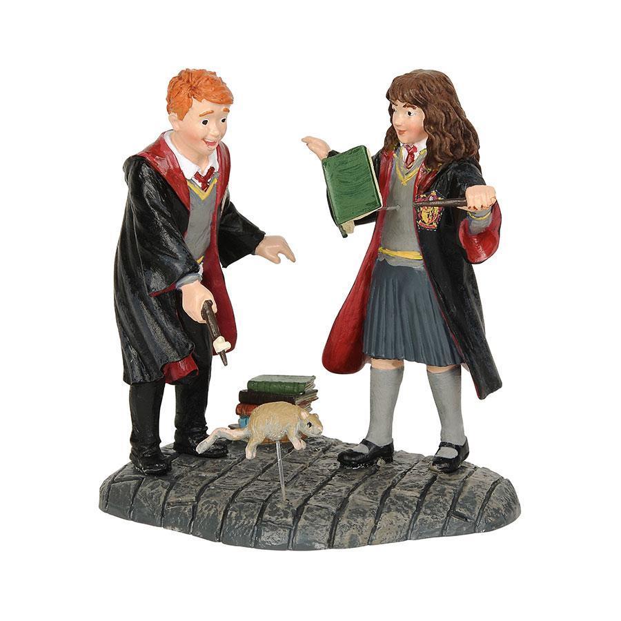 Harry Potter: Ron & Hermione - Mini-Figure Set image