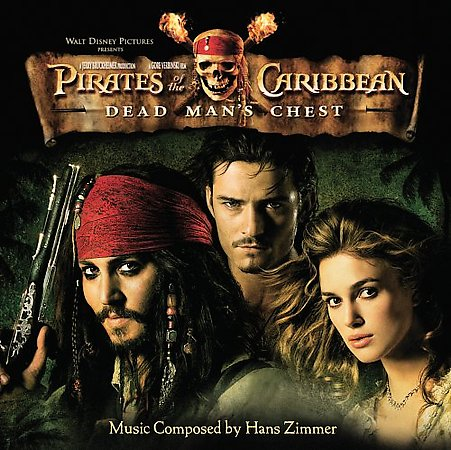 Pirates Of The Caribbean: Dead Man's Chest by Original Soundtrack image