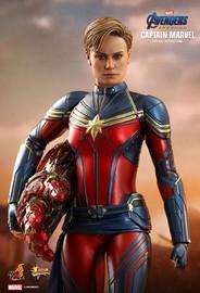 """Avengers: Endgame - Captain Marvel - 12"""" Articulated Figure"""