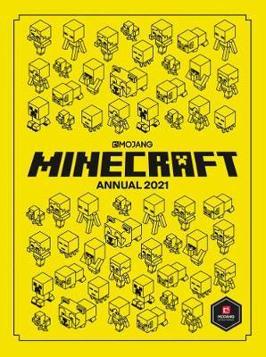 Minecraft Annual 2021 by Mojang AB