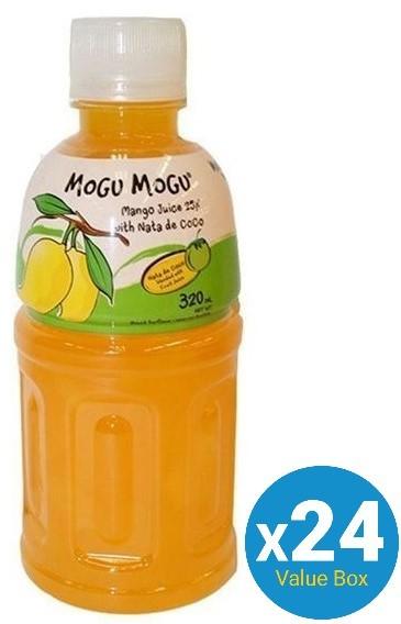 Mogu Mogu (Mango) Drink 320ml - 24pk