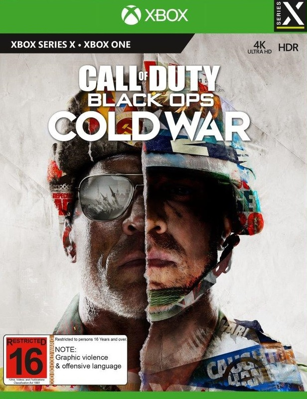 Call of Duty Black Ops: Cold War for Xbox Series X
