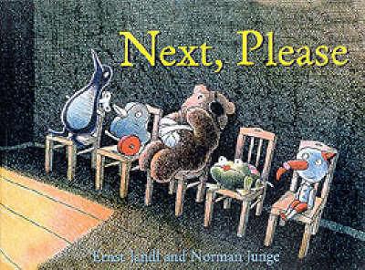 Next Please by Ernst Jandl image