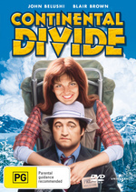 Continental Divide on DVD