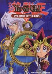 Yu-gi-oh! - Volume 5 - Evil Spirit Of The Ring on DVD