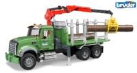 Bruder Mack Granite Logging Truck