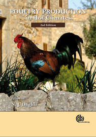 Poultry Production in Hot Cli by Robert Etches image