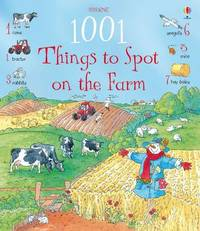 1001 Things to Spot on the Farm by Gillian Doherty