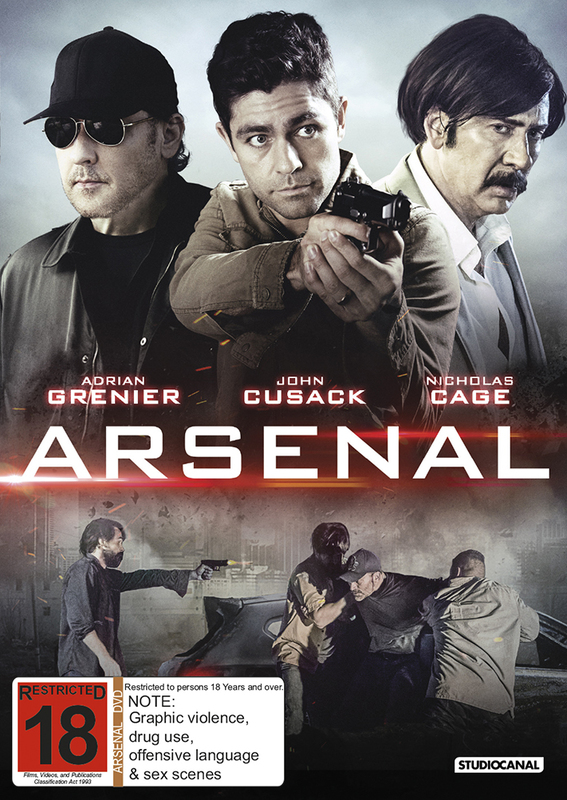 Arsenal on DVD