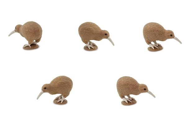 Safari: Good Luck - Mini Kiwi (Assorted Designs)