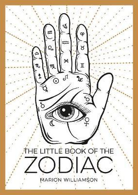 The Little Book of the Zodiac by Marion Williamson image