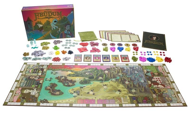 Feudum - The Board Game image