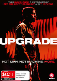 Upgrade on DVD image