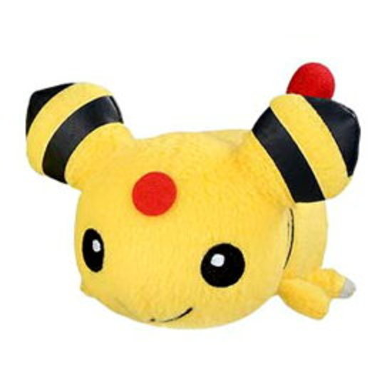 Pokemon Sun & Moon: Teninoru Kororin Friends Plush Vol.1 - Ampharos