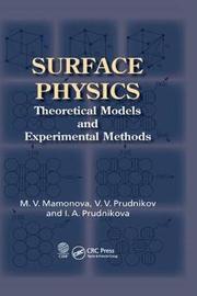 Surface Physics by Marina V. Mamonova