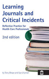 Learning Journals and Critical Incidents by Tony Ghaye image