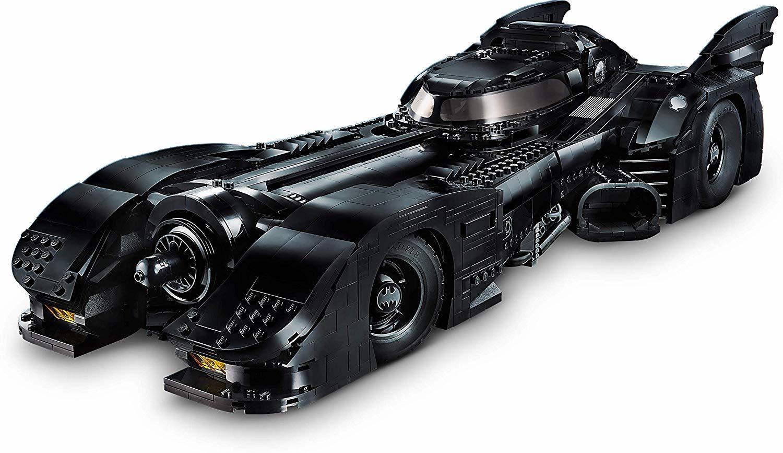 LEGO Super Heroes: 1989 Batmobile - (76139) image