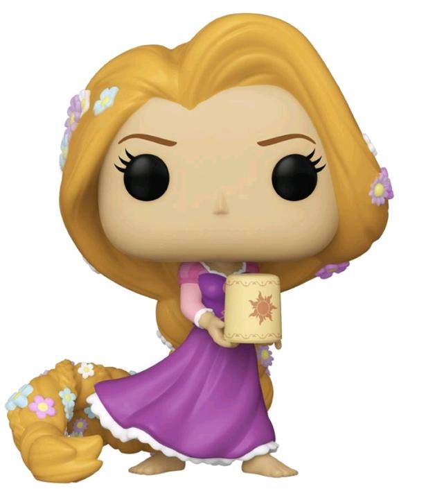 Tangled: Rapunzel (with Lantern) - Pop! Vinyl Figure