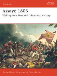 Assaye 1803 by Simon Millar