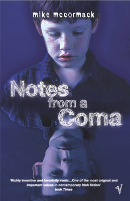 Notes from a Coma by Mike McCormack image