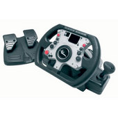 Joytech Williams F1 Wheel - Force Feedback for PlayStation 2