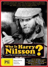 Who is Harry Nilsson and Why is Everyone Talking About Him? on DVD