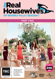 The Real Housewives of Beverly - Season 1 (Part 2) on DVD