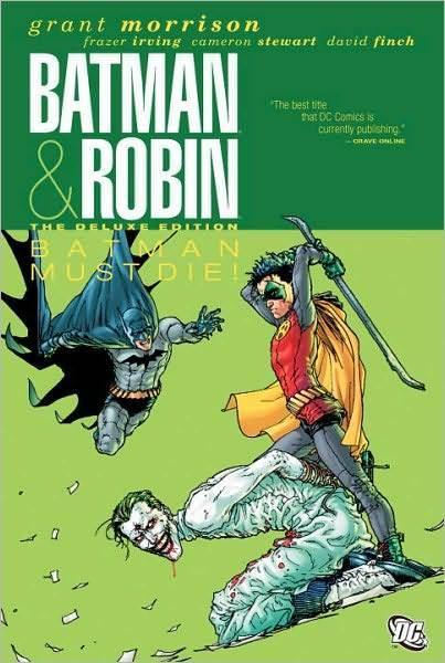 Batman and Robin: Volume 03 by Grant Morrison