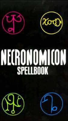 Necronomicon Spellbook by Simon