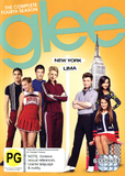 Glee - The Complete Fourth Season DVD