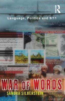 War of Words by Sandra Silberstein image