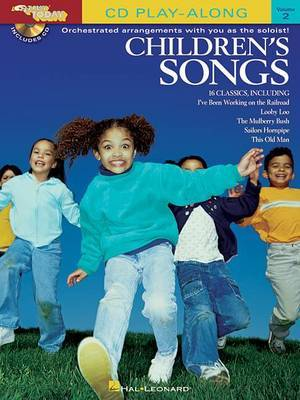 E-Z Play Today 2: Children's Songs (book and CD)