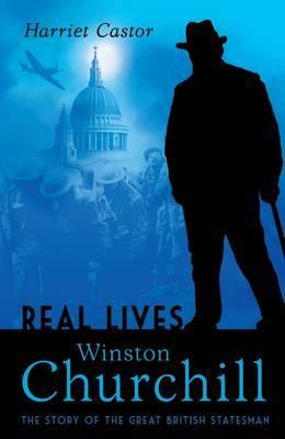 Winston Churchill by Harriet Castor image