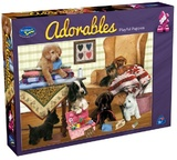 Holdson: 300pce Puzzles - Adorables Playful Puppies
