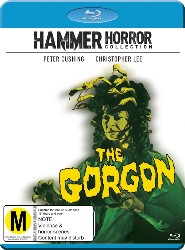 The Gorgon [Hammer Horror Collection] on Blu-ray