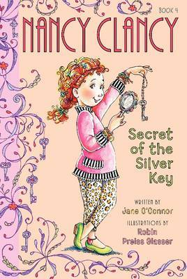 Fancy Nancy: Nancy Clancy, Secret of the Silver Key by Jane O'Connor image