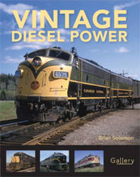 Vintage Diesel Power by Brian Solomon