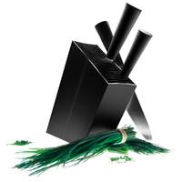 Eva Solo: Universal Knife & Utensil Stand