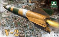 Takom: 1/35 V-2, WWII German Single Stage Ballistic Missile