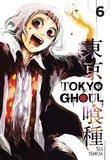 Tokyo Ghoul, Vol. 6 by Sui Ishida