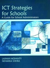 ICT Strategies for Schools by Laxman Mohanty image
