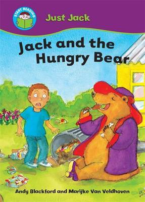 Jack and the Hungry Bear by Andy Blackford image
