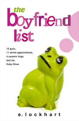 The Boyfriend List by E Lockhart