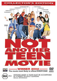 Not Another Teen Movie on DVD image